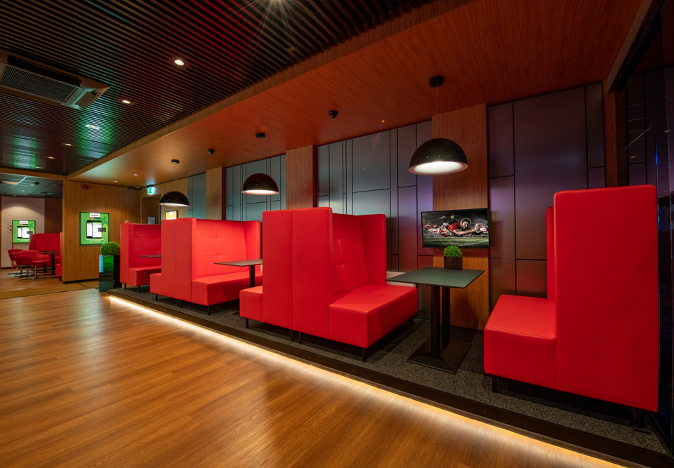 Fully renovated sports bar–gaming hall in Riga at A.Deglava street 160a!