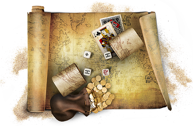Azartspēļu vēsture